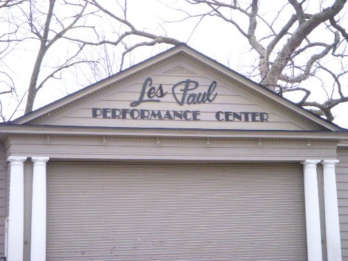 Les Paul Performance Center 1