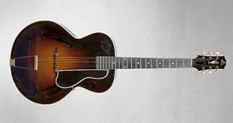 1927 Gibson L-5 Sunburst Cremona serial number 87230