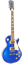 Les Paul blue